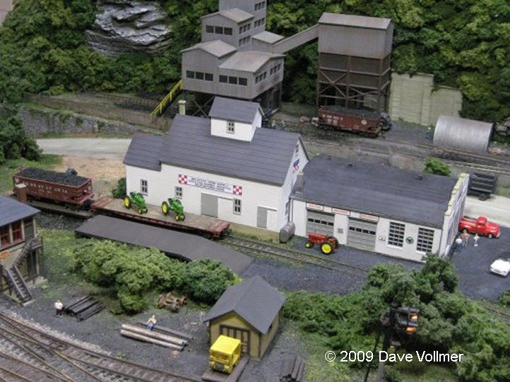 Walthers structures    show & tell | TrainBoard com - The